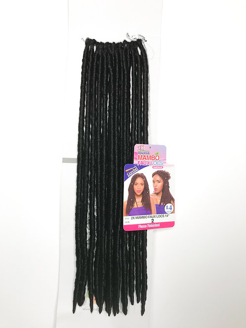 Janet Collection Mono Mambo Faux Locs Synthetic Hair