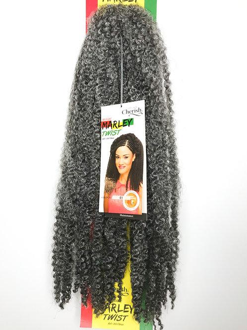 Cherish Marley Braid Synthetic Hair Colour: 51