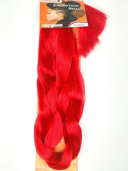 """Dream Hair Braids Exception 40""""/101cm 165g Synthetic Hair"""