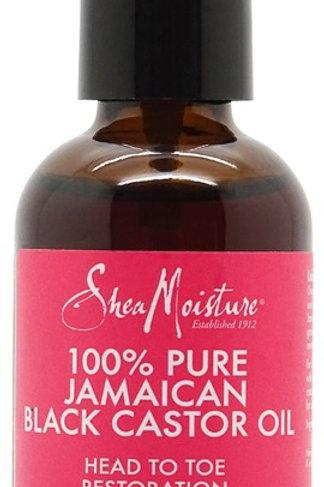 Shea Moisture 100% Pure Jamaican Black Castor Oil 47ml