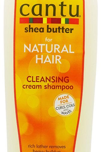 Cantu Shea Butter for Natural Hair Cleansing Cream Shampoo 400ml