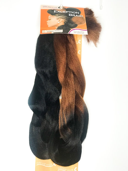 "Dream Hair Braids Exception 40""/101cm 165g Synthetic Hair"