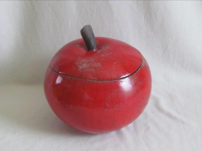 Boite Pomme Rouge