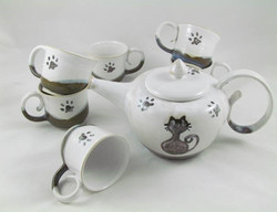 service thé chat