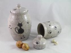 Pots Oignons et Pot Ail Chat