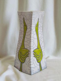Vase Oiseau Anis