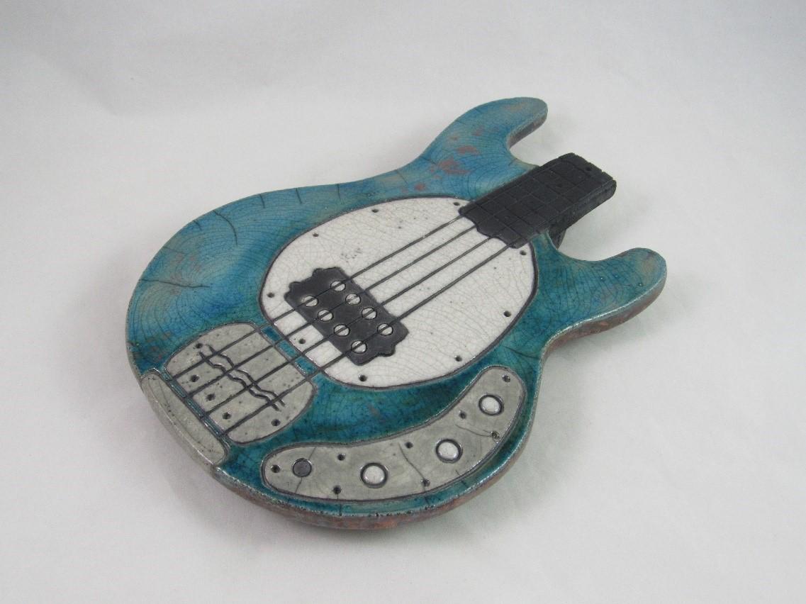 Dessous de Plat Guitare Basse
