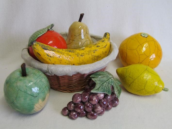 ensemble de fruits