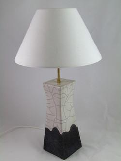 Lampe Carré Dentelle