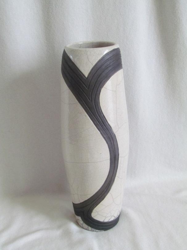 Vase déco Enfumée
