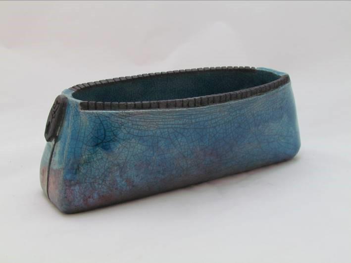 Trousse Bleue Pétrole