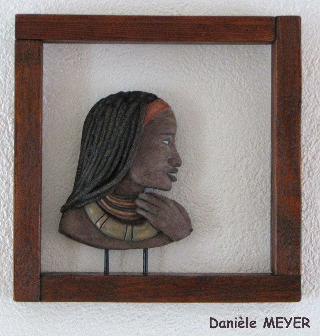 Femme Masaï