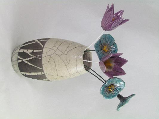 """Vase """"Boulots"""""""