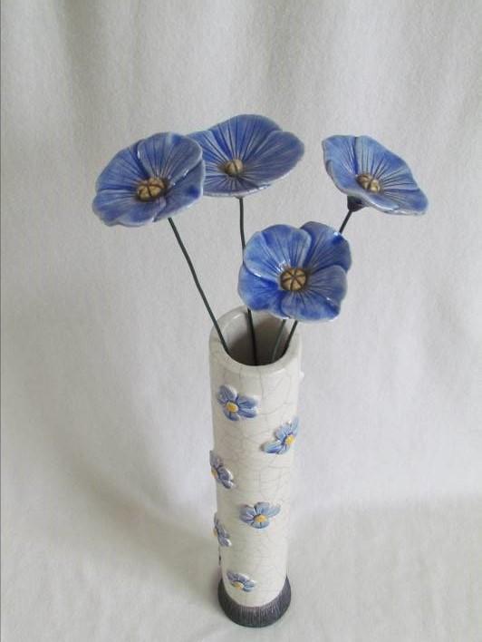 Soli'Fleurs Bleu