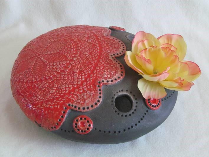 Pique-Fleur Rouge