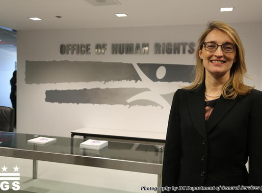 Human Rights Office director resigns to run for at-large D.C. Council seat