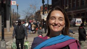 Mónica Palacio quiere trabajar por DC desde el Concejo