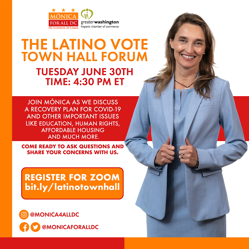 The Latino Vote Town Hall Forum