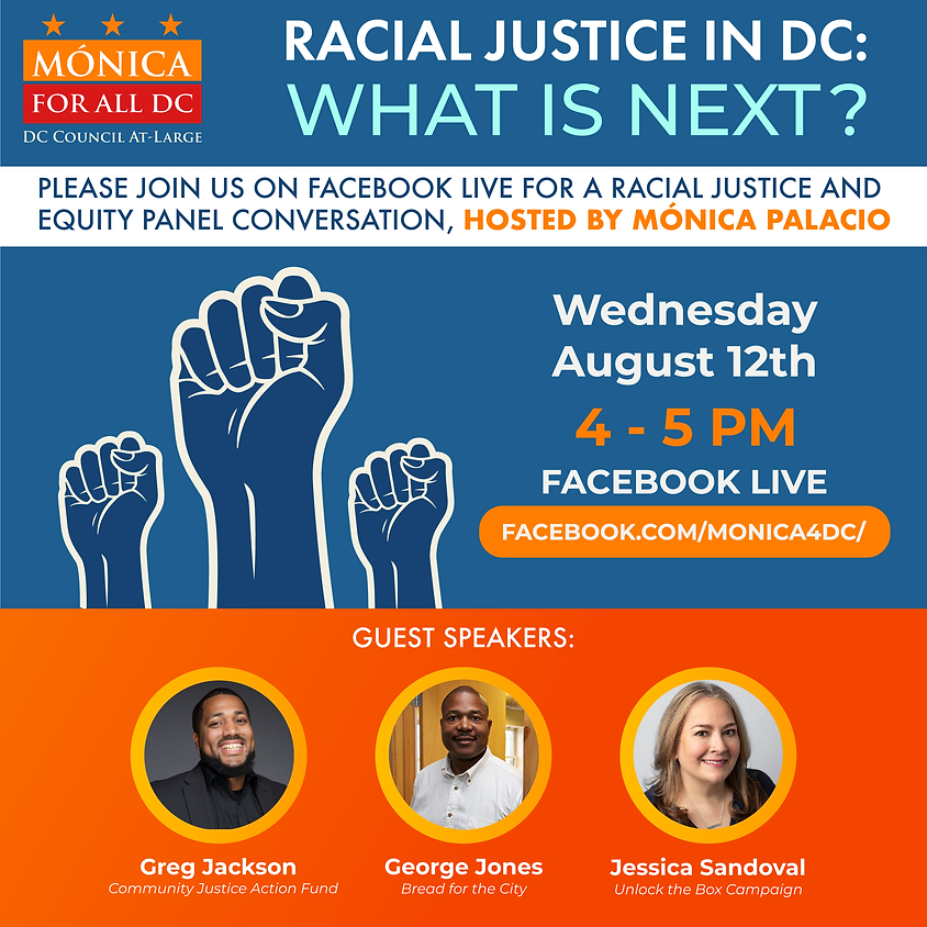 Racial Justice in DC: What is next?