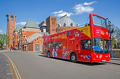 Bus Tour around Stratford Upon Avon