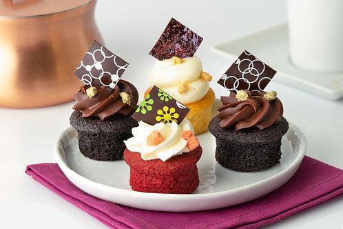 Mini Assorted Cupcakes (GF)