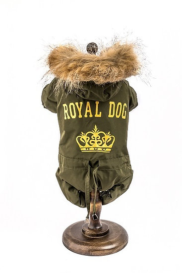"Зимний комбинезон (комфорт) ""Royal Dog"""