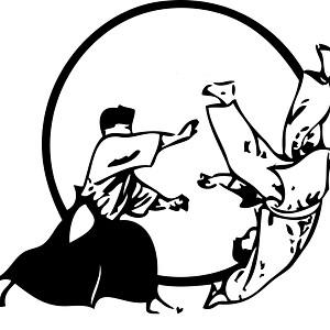 Aikido trainingen TAZW