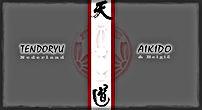 Logo Tendoryu Aikido Nederland