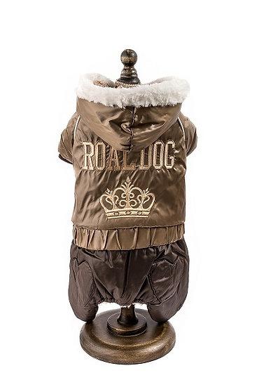 "Зимний комбинезон ""Royal Dog"""