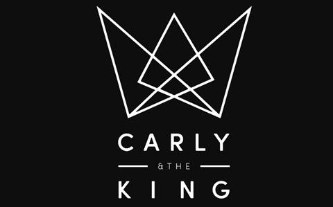 Carly and the King.jpg
