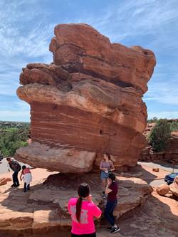 Garden of the Gods - Balance Rock