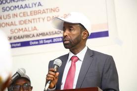 SOMALIA – Office of the President