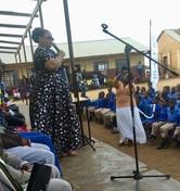 Minister of Education Lady Howard Mabuza - Eswatini