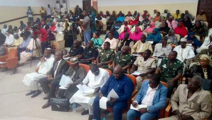 Conference with ID Stakeholders - Niger