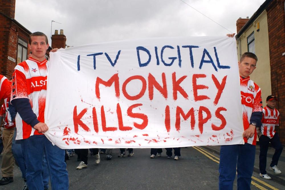 ITV Digital's collapse