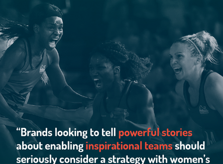 The most inspiring sports stories and what they mean for sports marketing in 2019.