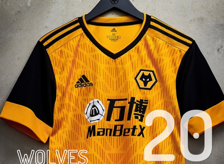 Premier League Home Kits Ranked! From 20 to 11.