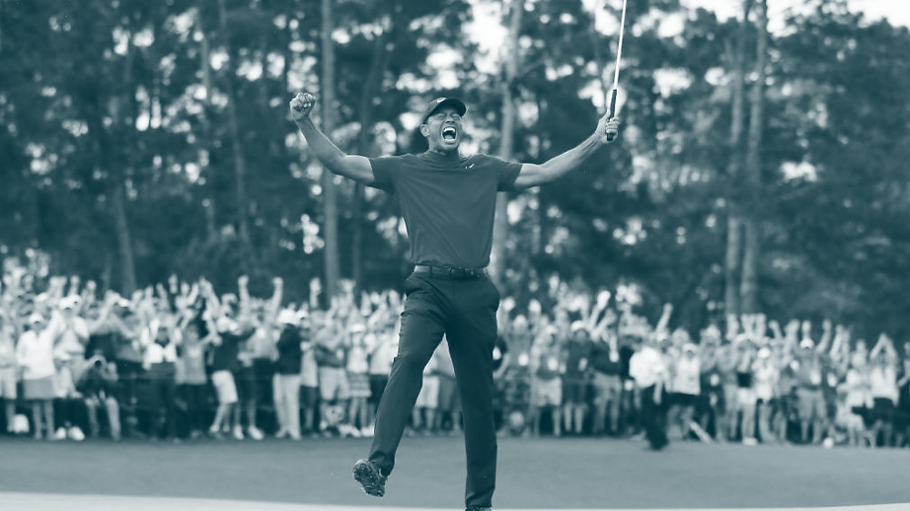 What can Tiger Woods' win teach us about sports marketing and life.