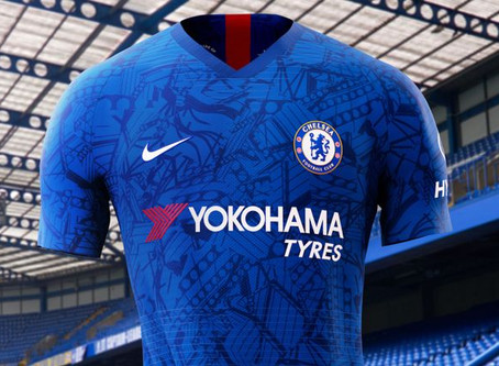 The Worst Premier League kits of 2019/20