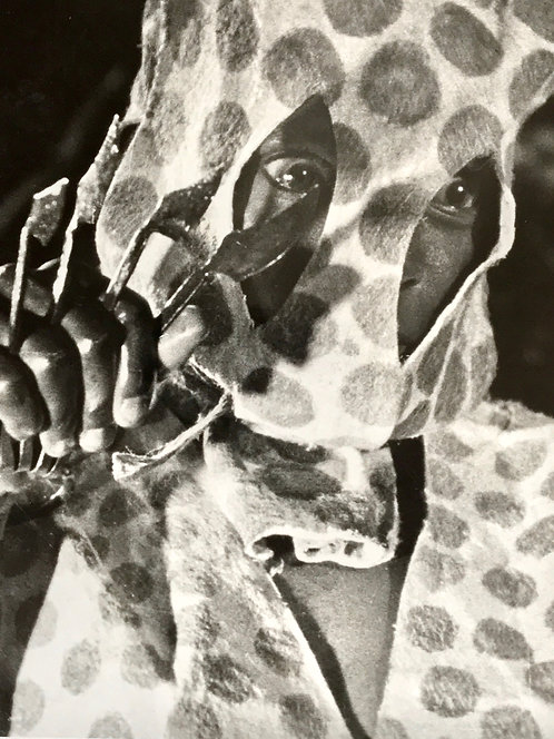 Andre Cauvin Homme Leopard Photography
