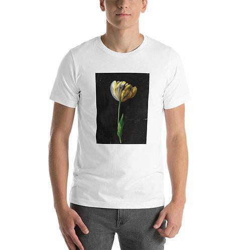Old Master Drawing Tulip T-shirt
