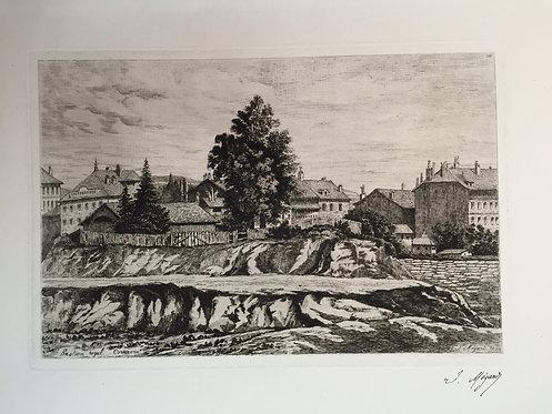 Joseph Megard Bastion Royal Cornavin