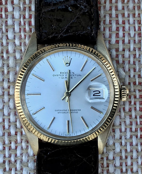 Rolex Oyster Perpetual, Date, 1965 (sold)