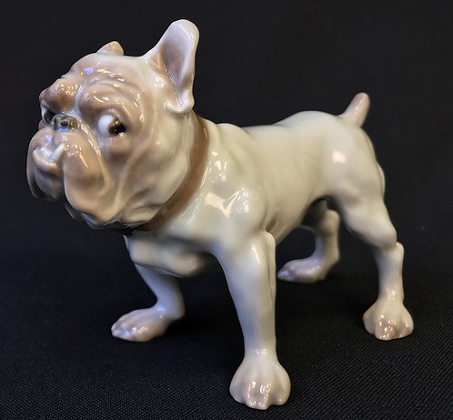 DAHL JENSEN ROYAL COPENHAGEN ENGLISH BULLDOG