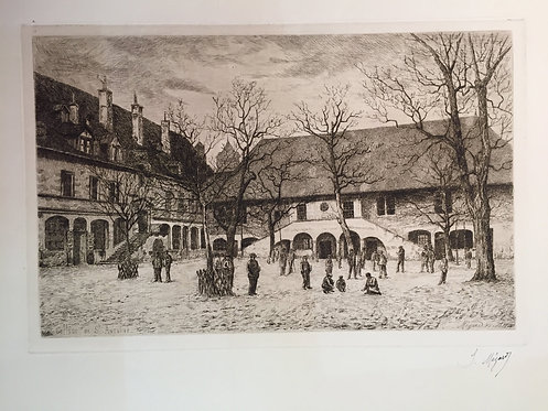 Joseph Megard College-de-Saint-Antoine Geneve