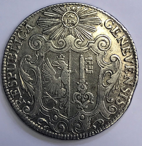 SILVER THALER  1723