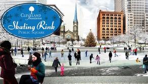 Cleveland Foundation Skating Rink