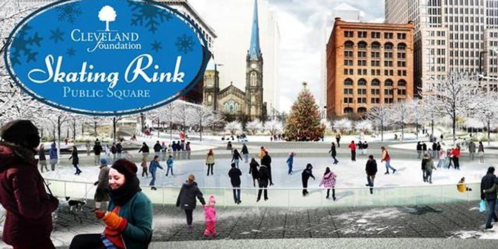 Cleveland Foundation Skating Rink | 2019-2020 Season Ticket