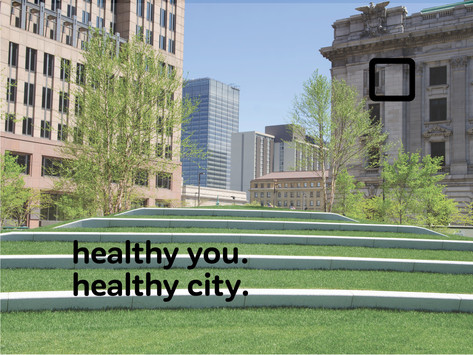 Take the Healthy You. Healthy City. pledge