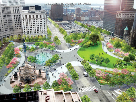 Public Square nominated for Architizer A+ Award